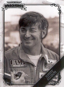 2009 Press Pass Legends #1 Bobby Allison
