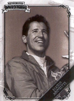 2009 Press Pass Legends #4 Mario Andretti