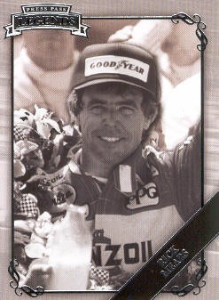 2009 Press Pass Legends #22 Rick Mears