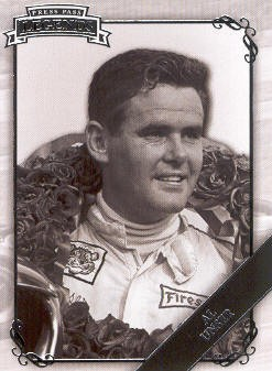 2009 Press Pass Legends #31 Al Unser