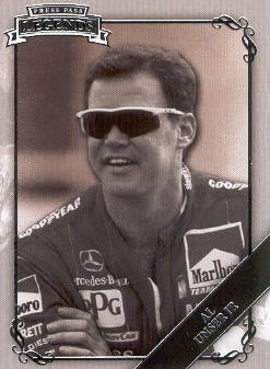 2009 Press Pass Legends #32 Al Unser Jr.