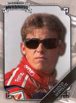 2009 Press Pass Legends #39 Marco Andretti