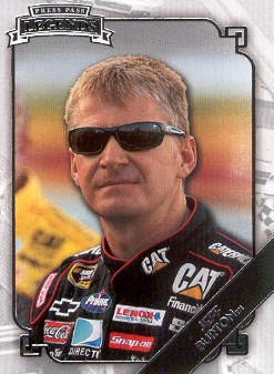 2009 Press Pass Legends #40 Jeff Burton