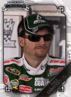 2009 Press Pass Legends #43 Dale Earnhardt Jr.