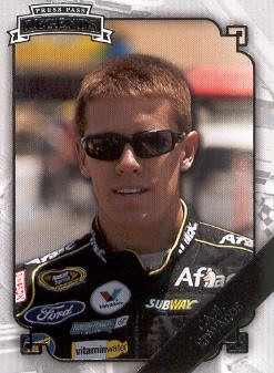 2009 Press Pass Legends #44 Carl Edwards