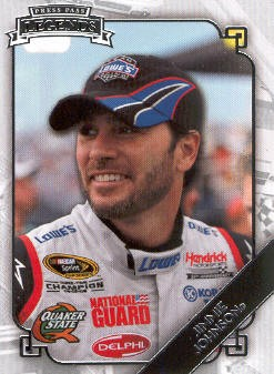 2009 Press Pass Legends #48 Jimmie Johnson