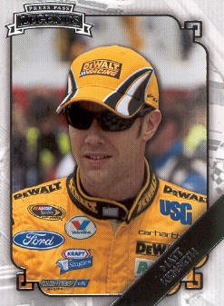 2009 Press Pass Legends #50 Matt Kenseth