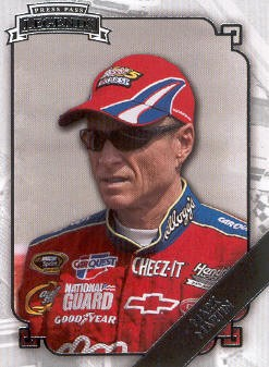 2009 Press Pass Legends #53 Mark Martin