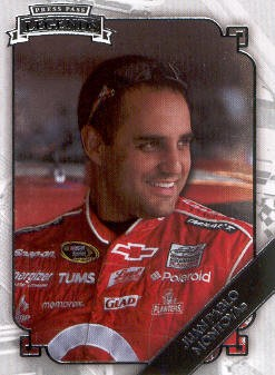 2009 Press Pass Legends #54 Juan Pablo Montoya