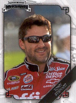2009 Press Pass Legends #55 Tony Stewart