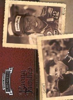2009 Press Pass Legends #62 Rick Mears/Casey Mears