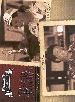 2009 Press Pass Legends #65 Darrell Waltrip/Michael Waltrip