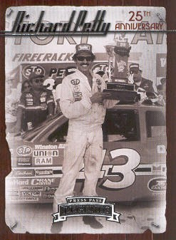 2009 Press Pass Legends #66 Richard Petty 200