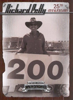 2009 Press Pass Legends #67 Richard Petty 200