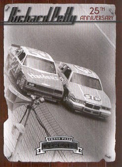 2009 Press Pass Legends #69 Richard Petty 200