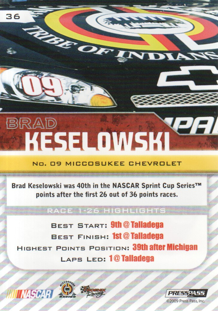 2010-Press-Pass-Parallels-NASCAR-Racing-Cards-Pick-From-List thumbnail 13