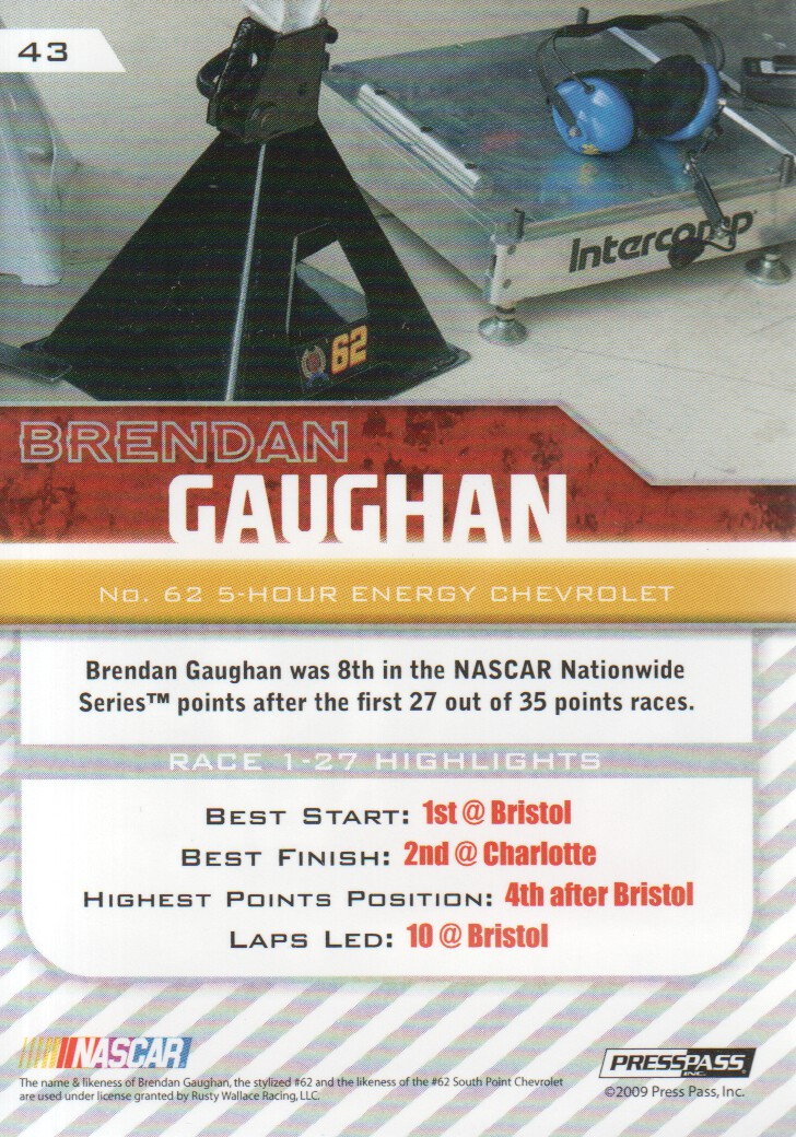 2010-Press-Pass-Parallels-NASCAR-Racing-Cards-Pick-From-List thumbnail 17