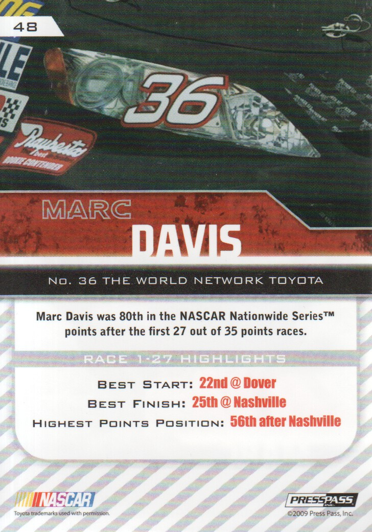 2010-Press-Pass-Parallels-NASCAR-Racing-Cards-Pick-From-List thumbnail 19
