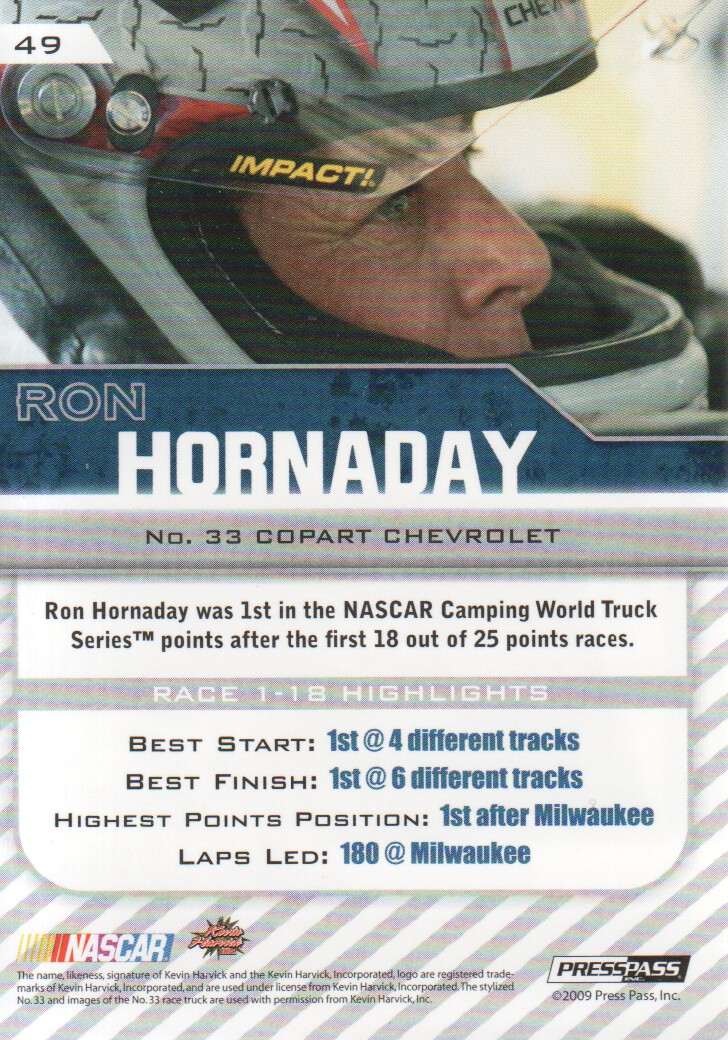 2010-Press-Pass-Parallels-NASCAR-Racing-Cards-Pick-From-List thumbnail 21