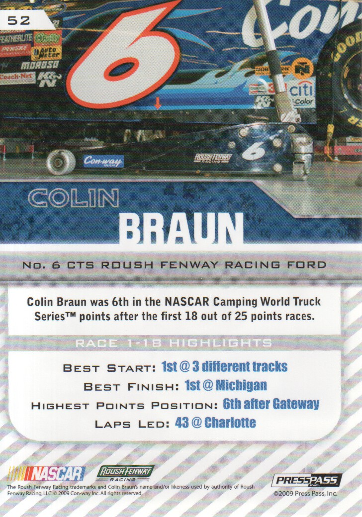 2010-Press-Pass-Parallels-NASCAR-Racing-Cards-Pick-From-List thumbnail 23