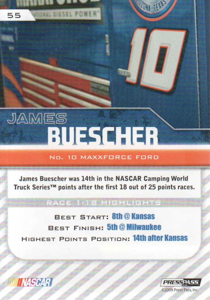 2010-Press-Pass-Parallels-NASCAR-Racing-Cards-Pick-From-List thumbnail 25