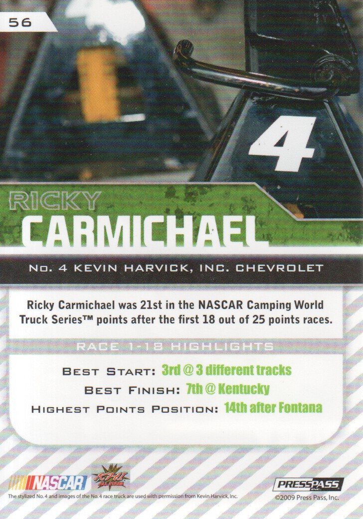 2010-Press-Pass-Parallels-NASCAR-Racing-Cards-Pick-From-List thumbnail 27