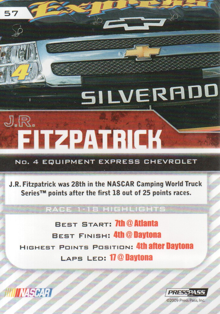 2010-Press-Pass-Parallels-NASCAR-Racing-Cards-Pick-From-List thumbnail 29