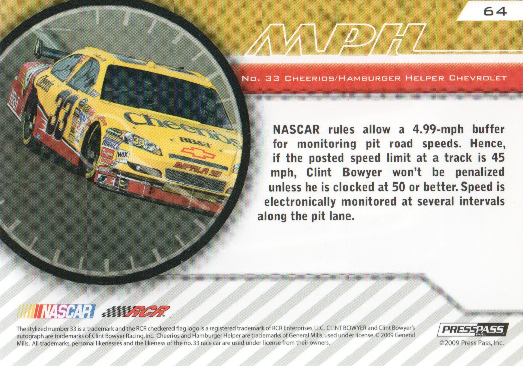2010-Press-Pass-Parallels-NASCAR-Racing-Cards-Pick-From-List thumbnail 33