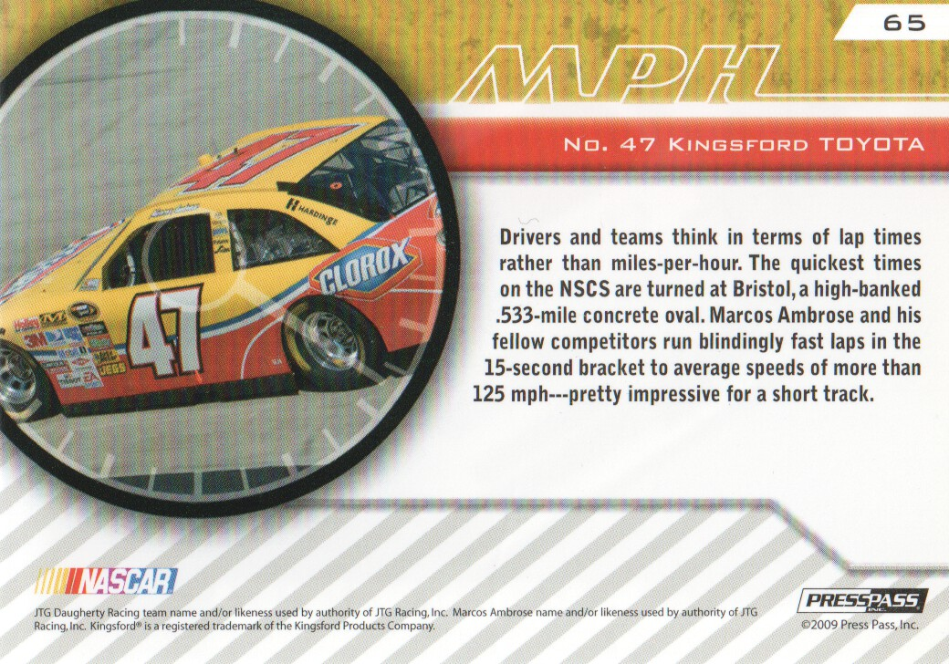 2010-Press-Pass-Parallels-NASCAR-Racing-Cards-Pick-From-List thumbnail 35