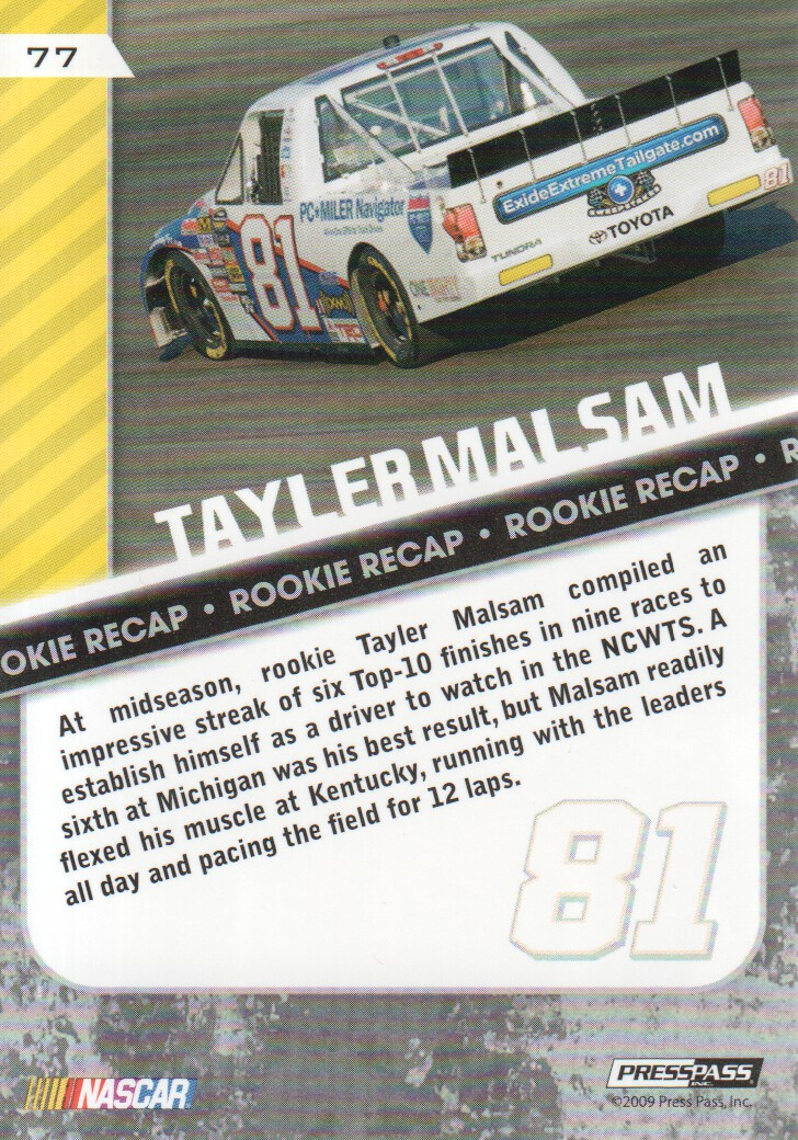 2010-Press-Pass-Parallels-NASCAR-Racing-Cards-Pick-From-List thumbnail 51