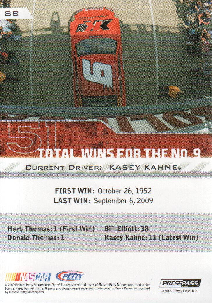 2010-Press-Pass-Parallels-NASCAR-Racing-Cards-Pick-From-List thumbnail 65
