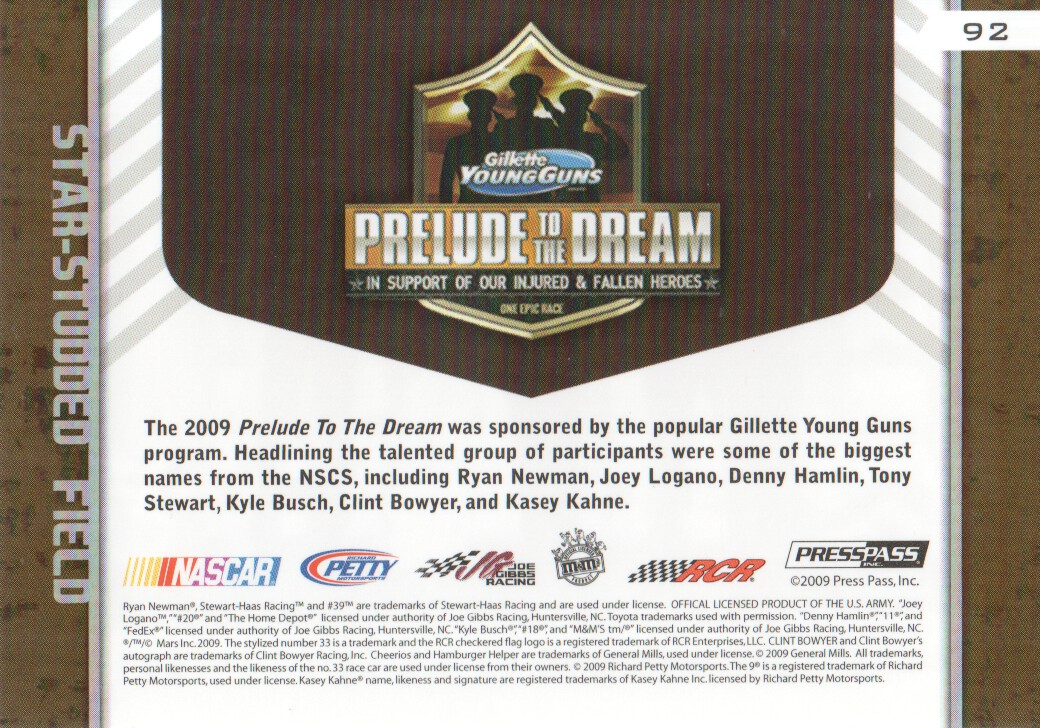 2010-Press-Pass-Parallels-NASCAR-Racing-Cards-Pick-From-List thumbnail 67