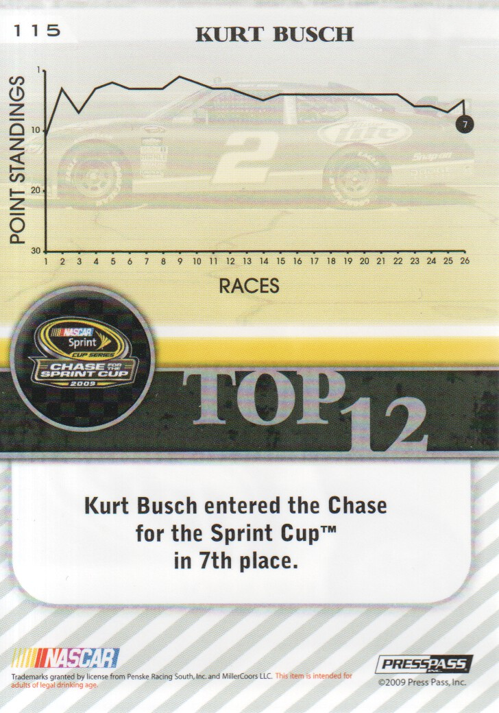 2010-Press-Pass-Parallels-NASCAR-Racing-Cards-Pick-From-List thumbnail 77