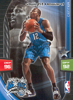 2009-10 Adrenalyn XL #138 Dwight Howard