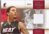 2009-10 Studio Materials #68 Michael Beasley/249