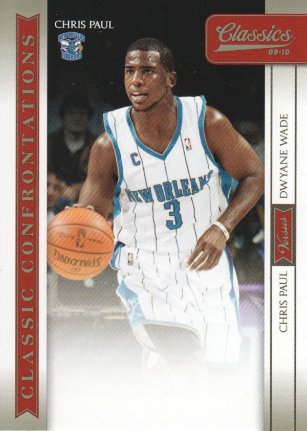 2009-10 Classics Classic Confrontations #7 Chris Paul/Dwyane Wade