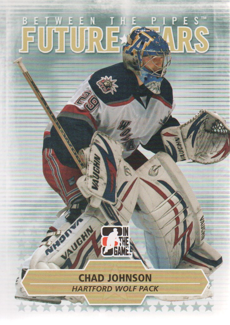2009-10 Between The Pipes #6 Chad Johnson