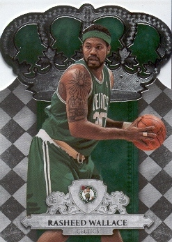 2009-10 Crown Royale #3 Rasheed Wallace