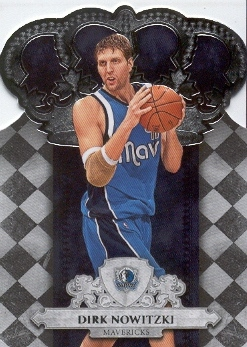2009-10 Crown Royale #19 Dirk Nowitzki