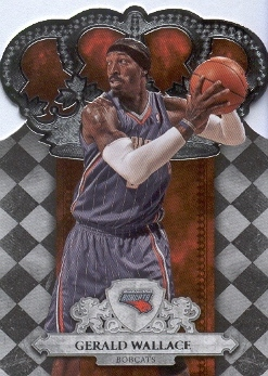 2009-10 Crown Royale #71 Gerald Wallace