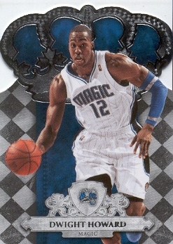 2009-10 Crown Royale #77 Dwight Howard