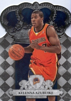2009-10 Crown Royale #85 Kelenna Azubuike