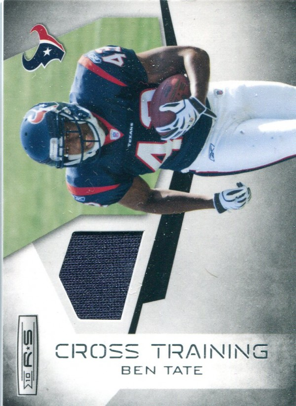 2010 Rookies and Stars Crosstraining Materials #30 Ben Tate