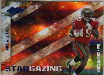 2010 Absolute Memorabilia Star Gazing Spectrum #30 Mike Williams