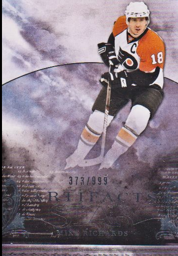 2010-11 Artifacts #171 Mike Richards S