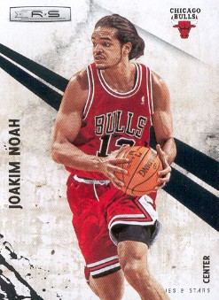 2010-11 Rookies and Stars #19 Joakim Noah