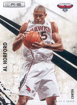 2010-11 Rookies and Stars #35 Al Horford