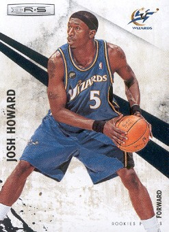 2010-11 Rookies and Stars #46 Josh Howard