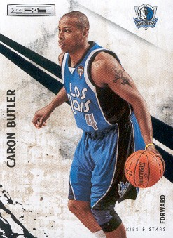 2010-11 Rookies and Stars #53 Caron Butler