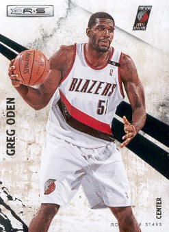 2010-11 Rookies and Stars #76 Greg Oden